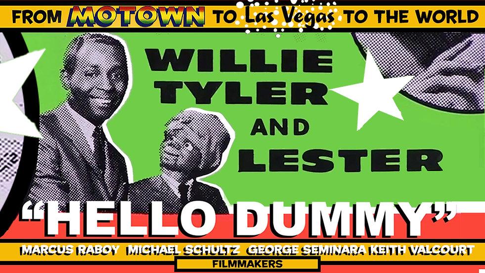Willie Tyler Dummy 1024 Kick Starter-Rec