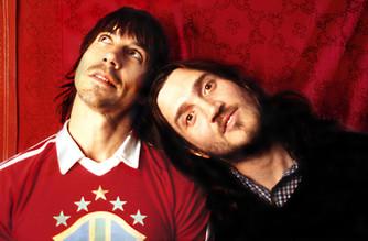 Anthony Keidis & John Frusciante