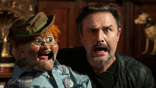David Arquette and Charlie Weaver