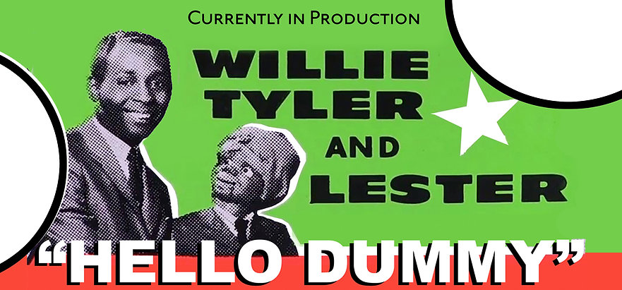 Willie Tyler and Lester, Ventriloquism, Ventriloquism, Ventriloquist, Motown, Berry Gordy, Jr, Smokey Robinson, Comedy Store, Strip Clubs