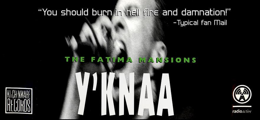 Fatima Mansions, Cathal Coughlan, Microdisney, Dublin,Ireland, Barbican, London, U2