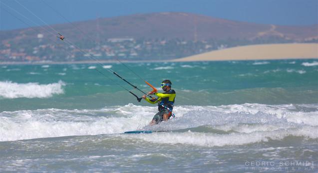 Kitesurfing Jericoacoara