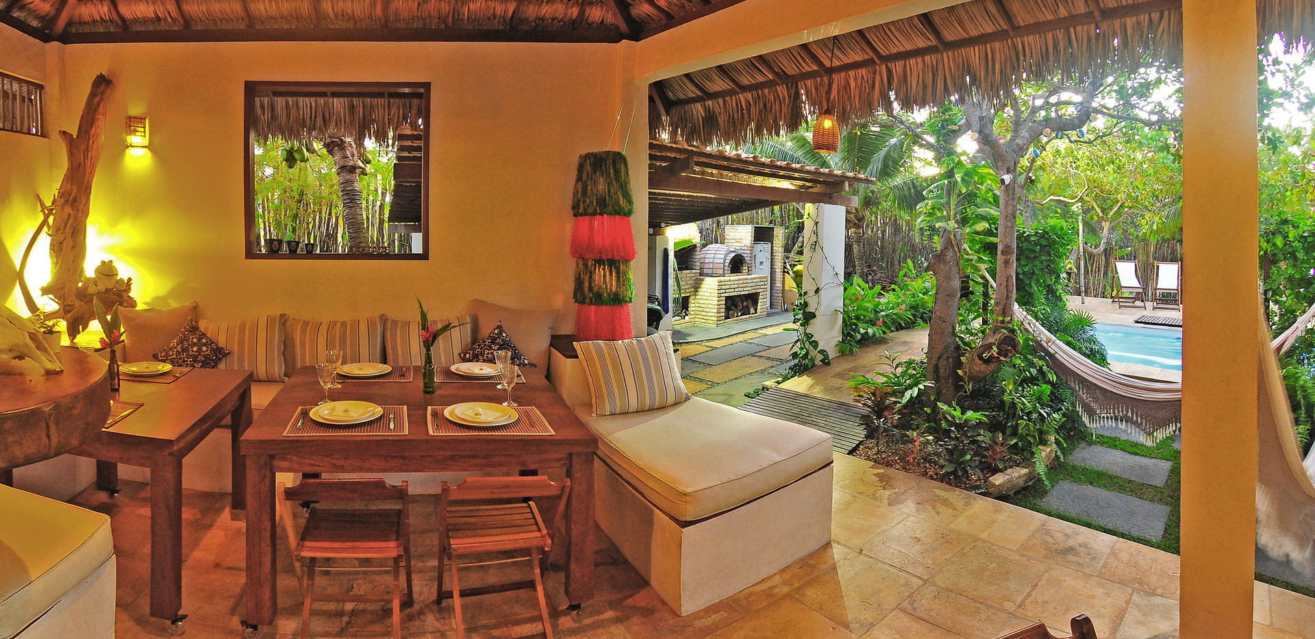 CasteloDoVentoPreaAccommodation-GardenLo