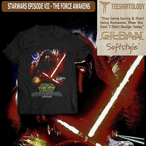 Star Wars Episode VII - The Force Awakens T-Shirt