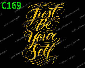 Just be your self.jpg
