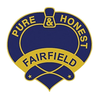Fairfield Methodist Secondary School Crest