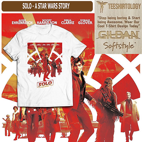 Solo - A Star Wars Story T-Shirt#2