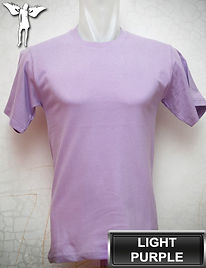Light Purple T-Shirt, kaos ungu muda, light purple round neck t-shirt, light purple crew neck t-shirt