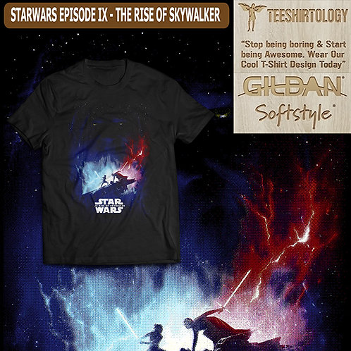 Star Wars Episode IX - The Rise of Skywalker T-Shirt