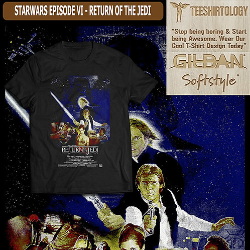 Star Wars Episode VI - Return of the Jedi T-Shirt#3