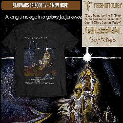 Star Wars Episode IV - A New Hope T-Shirt#2