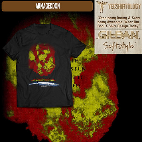 Armageddon Movie T-Shirt