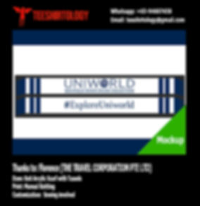 Uniworld Knit Arcylic Scarf with Tassels