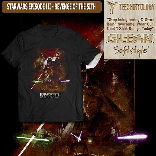 Star Wars Episode III - Revenge of the Sith T-Shirt#2
