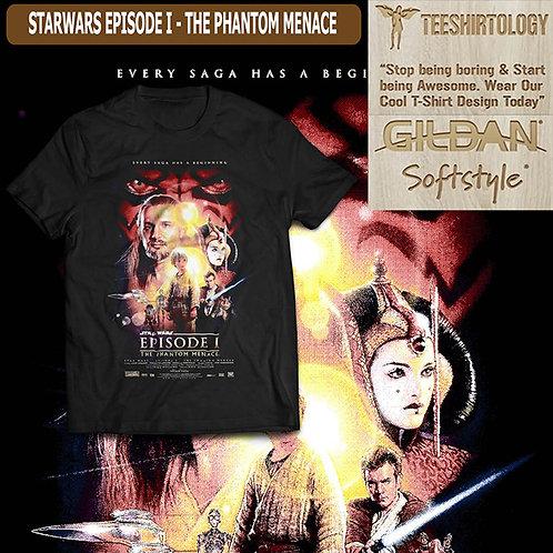 Star Wars Episode I - The Phantom Menace T-Shirt