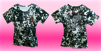 all over print round neck ladies t-shirt, sublimated ladies round neck t-shirt, no minimum quantity