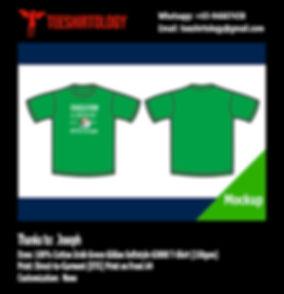 Coffee Theme Irish Green Gildan Softstyle 63000 T-Shirt DTG A4 Print