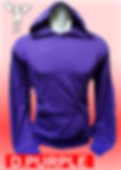 Digital Printing, Silkscreen Printing, Embroidery, Dark Purple Hoodie, Dark Purple Fleece Hoodie