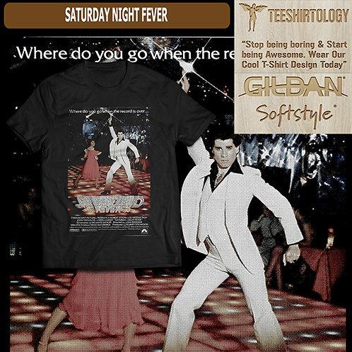 Saturday Night Fever Movie T-Shirt