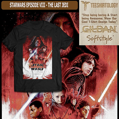 Star Wars Episode VIII - The Last Jedi T-Shirt#2