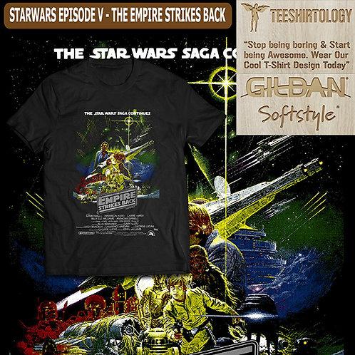 Star Wars Episode V - The Empire Strikes Back T-Shirt#3
