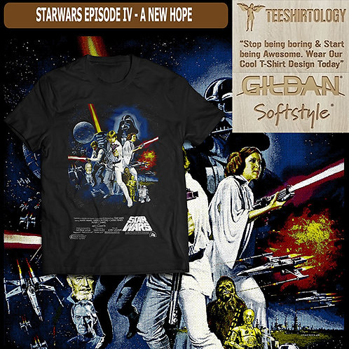 Star Wars Episode IV - A New Hope T-Shirt