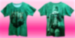 all over print ladies t-shirt, dye sublimation ladies tee, sublimated tee, no minimum quantity
