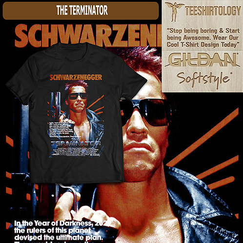 The Terminator Movie T-Shirt