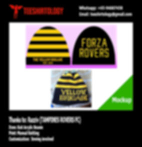 Tampines Rovers FC Knit Beanie