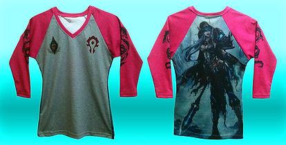 all over print raglan, dye sublimation raglan tee, sublimated raglan t-shirt, no minimum quantity