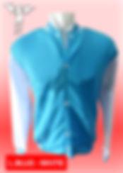 Digital Printing, Silkscreen Printing, Embroidery, Light Blue White Baseball Jacket, Light Blue White Fleece Varsity Jacket