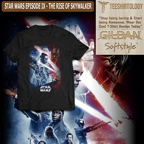 Star Wars Episode IX - The Rise of Skywalker T-Shirt#2