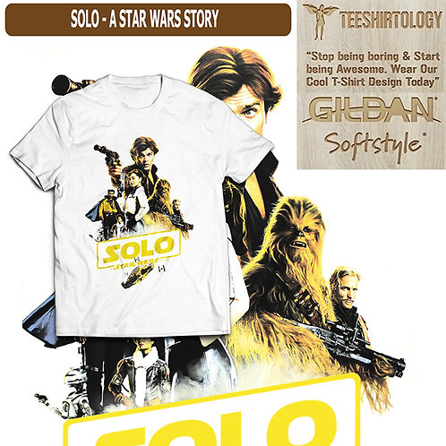 Solo - A Star Wars Story T-Shirt
