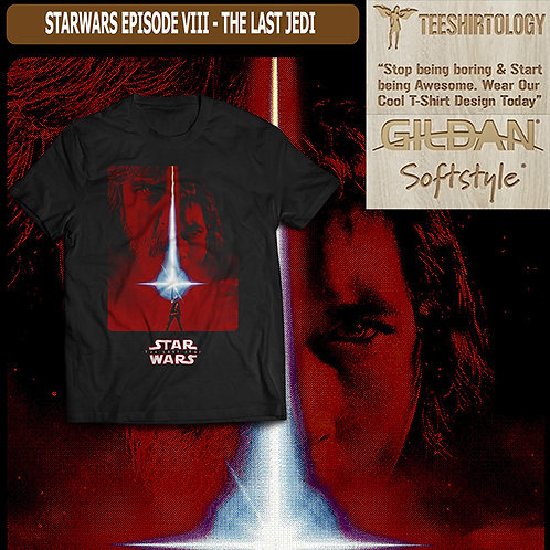 Star Wars Episode VIII - The Last Jedi T-Shirt