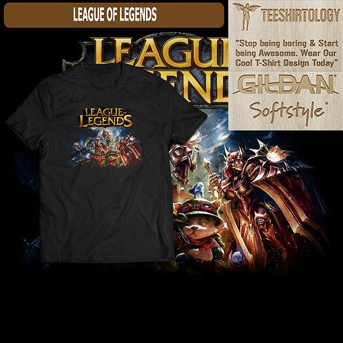 League of Legends Game T-Shirt