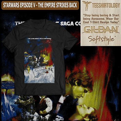 Star Wars Episode V - The Empire Strikes Back T-Shirt
