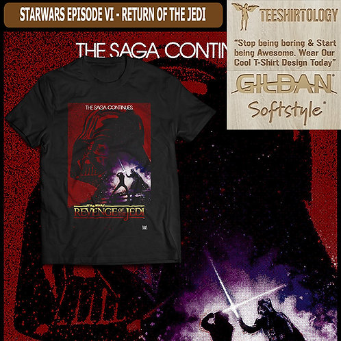 Star Wars Episode VI - Return of the Jedi T-Shirt#2