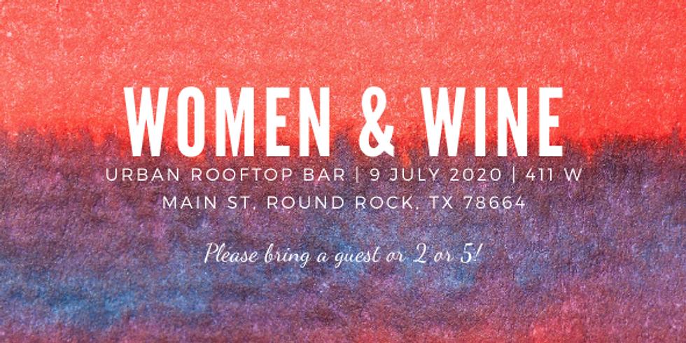 Women & Wine Networking Event