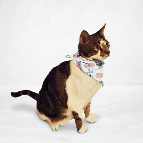 Tan Time Cat & Dog Bandana