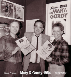Mary Gordy 1984