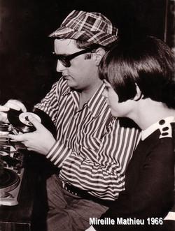 Mireille Mathieu 1966