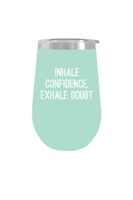 Wine Tumbler | Mint Green