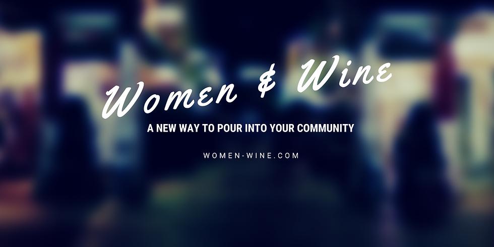 Feb 3rd Women & Wine 2.0