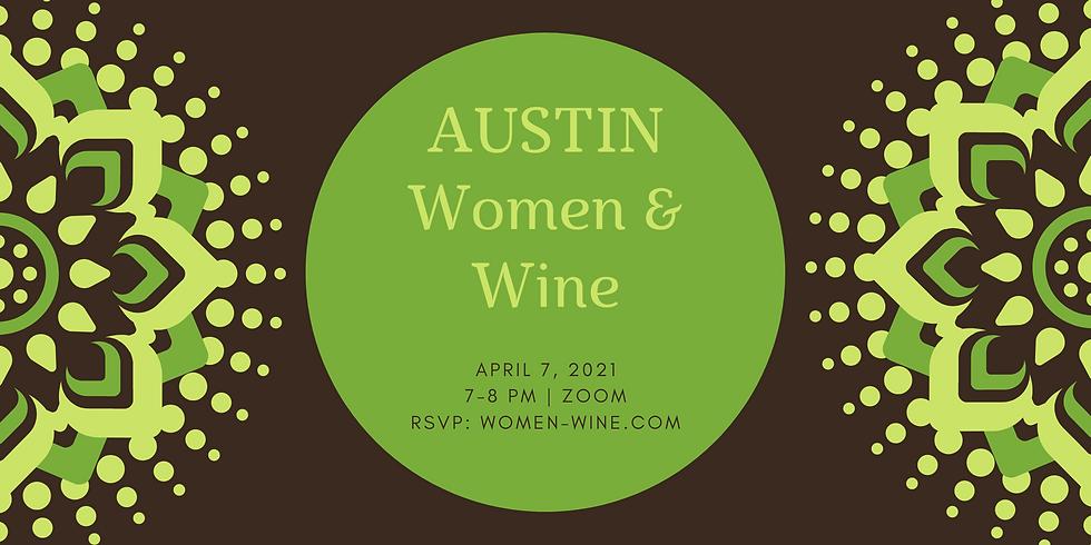 Austin Women & Wine Virtual Happy Hour