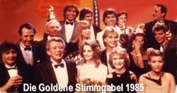 Goldene Stimmgabel 1985