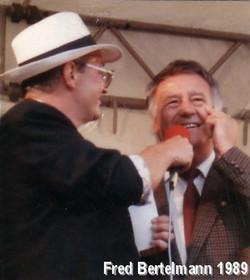 Fred Bertelmann 89