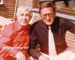 Wolfgang Gruner 1977