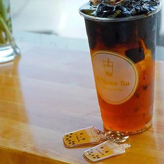 """""""It's time for tea"""" at #Hibubbletea.com."""
