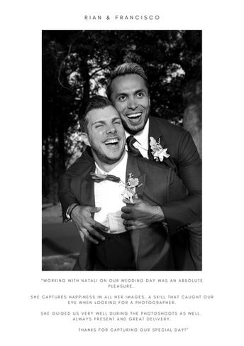 Rian & Francisco Wedding