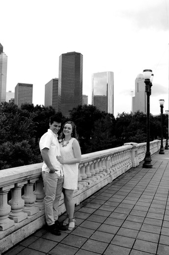 Noah & Emily, Houston TX